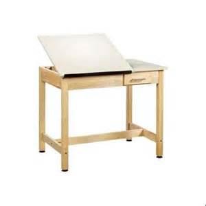 Walmart Drafting Table Drafting 2 Pc Table W Drawer Walmart