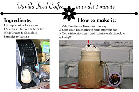 easy iced coffee at home