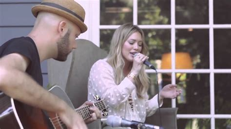 hilary duff tattoo acoustic mp3 download hilary duff singing quot tattoo quot in her backyard movin 92 5