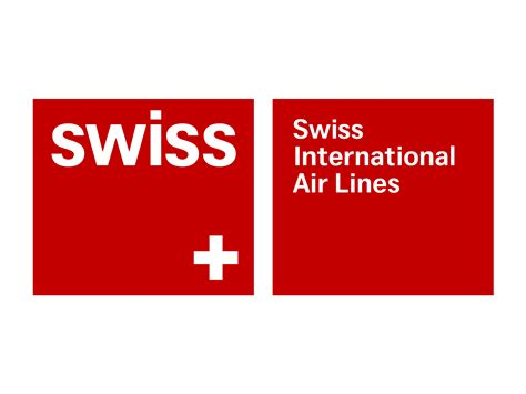 United Airlines American Airlines by Swiss Airlines Logo Logok