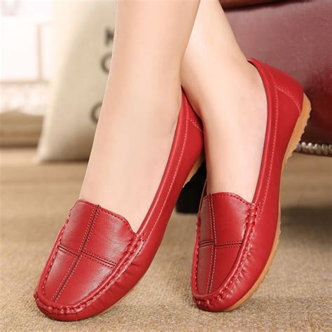 free shipping shoes free shipping leather shoes middle aged shoes