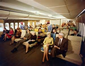 Travel on board a boeing 747 with pan am amp united airlines
