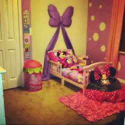 Minnie mouse room for sammi pinterest