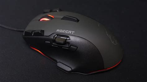 Mouse Gaming Roccat roccat tyon review gaming mouse