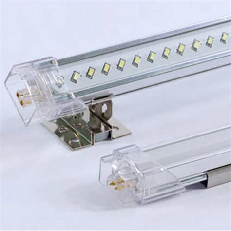 magnetic led light strips led rigid light with magnetic bracket