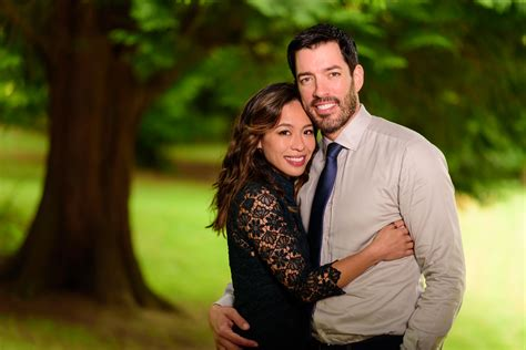 drew and jonathan drew and jonathan scott parents vow renewal scotland