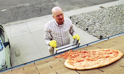 Breaking Bad Pizza Meme - vince gilligan addresses pizza tossing breaking bad quot fans