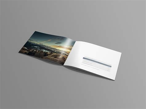 3d Brochure Templates Psd by Trifold Brochure Mockup Photoshop Psd