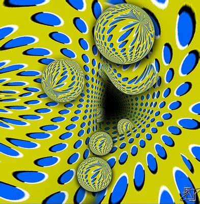 ilusiones opticas chistosas optical illusion moving patterns