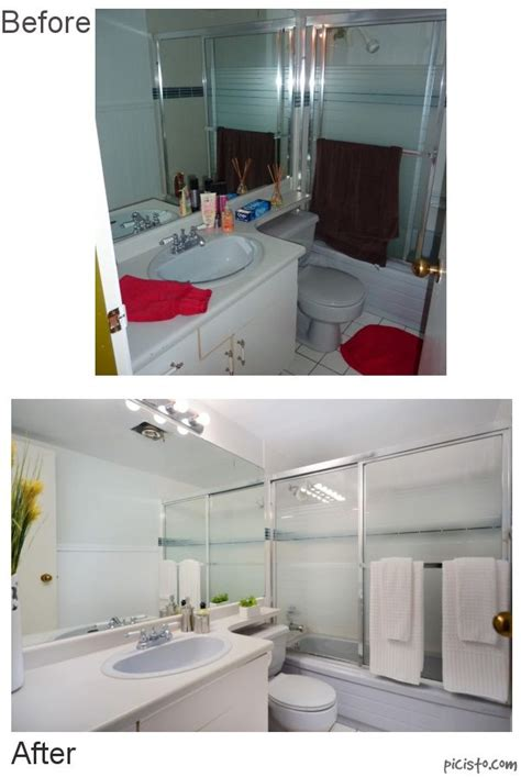 Bathroom Staging Before And After 17 Best Images About Home Staging On Staging