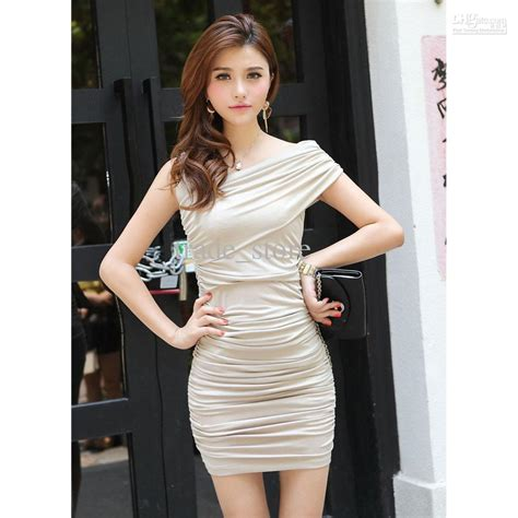 Fashion Ot 2016 summer bodycon dress fashion s dress sleeveless plicated mini dress
