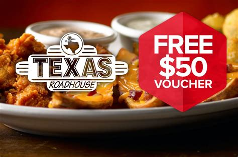 Texas Roadhouse Gift Card Online - get a free 50 texas roadhouse gift card