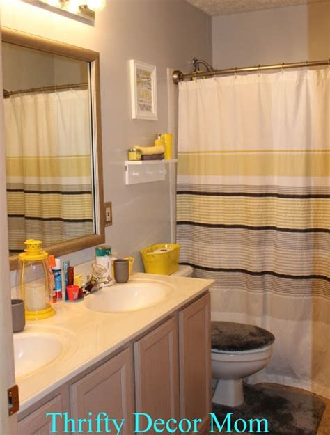 17 best images about gray and yellow bathroom on