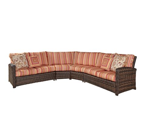 armless sectional pieces huntington armless corner sectional piece southern exposure