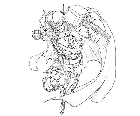 avengers coloring pages thor thor coloring pages printable for kids coloring pages
