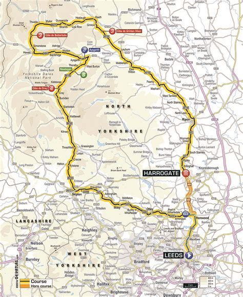 The Patchwork Teahouse - tour de 2014 stage one preview cycling weekly