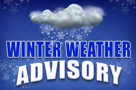 winter storm warning and winter weather advisory in effect until winter weather advisory canceled for much of northeast