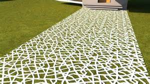 Backyards By Design Permeable Pavers By Davor Petranovic Via Behance L