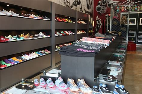 sneaker boutiques the five best sneaker boutiques in miami miami new times
