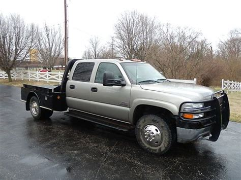 how it works cars 2002 chevrolet silverado 3500 free book repair manuals buy used 2002 chevy 3500 duramax crew cab in salem indiana united states for us 15 000 00