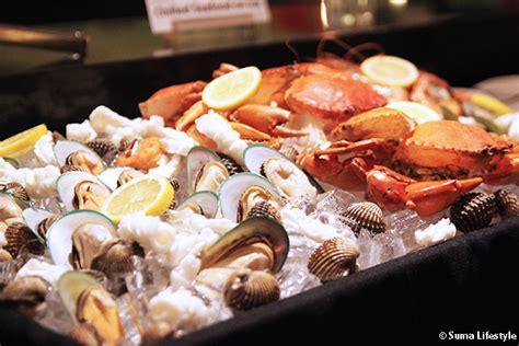sperta friday bbq seafood buffet at grandkemang jakarta