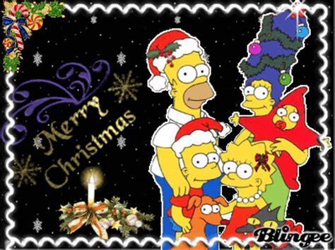 imagenes navidad de los simpson navidad simpson picture 118937037 blingee com