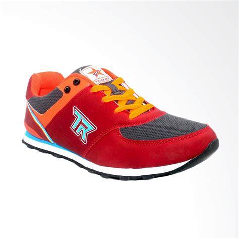 Sepatu Wanita Nike 6031 Jb jual trekkers jb bellagio 2 sepatu pria merah bata orange harga kualitas terjamin