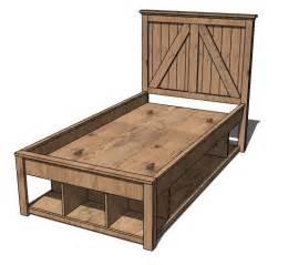 Free Bed Frame Pdf Woodwork Bed Frame Plans Diy Plans The