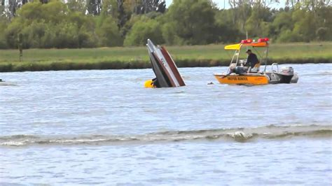 lake boats nz huge power boat crash lake hood ashburton new zealand