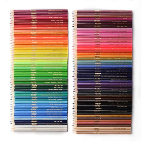 crayola colored pencils 100 crayola 100 colored pencils what s inside the box