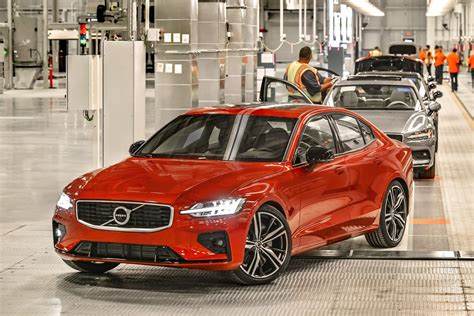 volvo global volvo cars expands global manufacturing footprint with