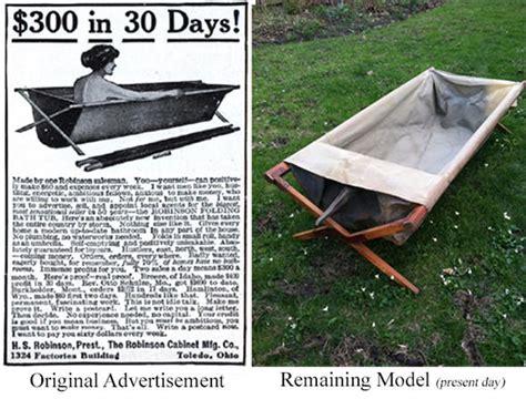 bathtub foldable antique folding bathtub ready for for primetime the tiny life