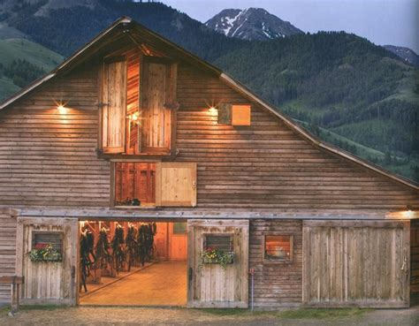 barn styles old horse barn stable and equine pinterest