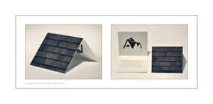 roofing business cards andrew murray roofing business card graphis