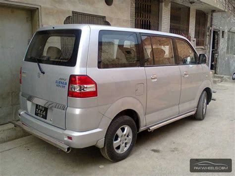Used Suzuki Apv Used Suzuki Apv Glx Cng 2006 Car For Sale In Lahore
