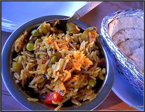 riz biryani de l 233 gumes recette cuisine indienne
