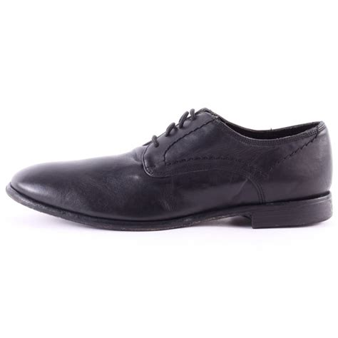 by hudson mens shoes h by hudson chiba mens shoes in black