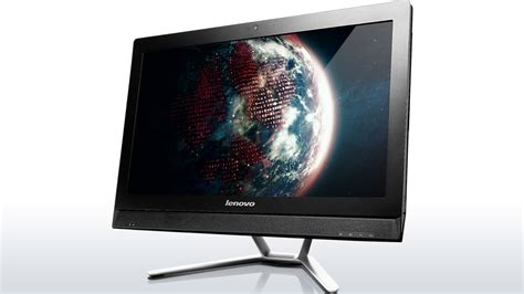 Lenovo C460 Lenovo S C Series All In One And H Series Desktop Pcs Powerful And Affordable Entertainment