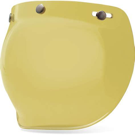 Bell Rt bell custom 500 rt shorty 3 snap press stud shield