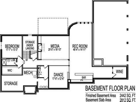 house plans with bedrooms in basement 2 bedroom ranch house plans 2 bedroom house plans with
