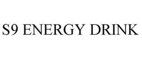 s9 energy drink s9 energy drink trademark of dreams production