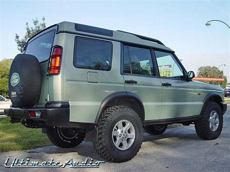 land rover discovery modified 1000 images about land rover discovery on pinterest