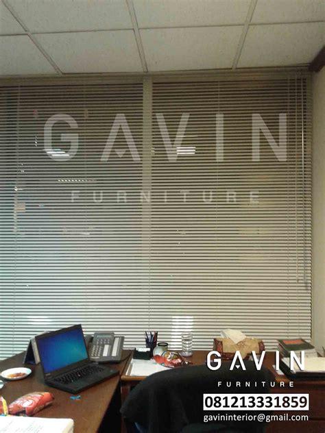 Tirai Untuk Jendela Kantor Gorden Kantor Murah Blinds Jakarta
