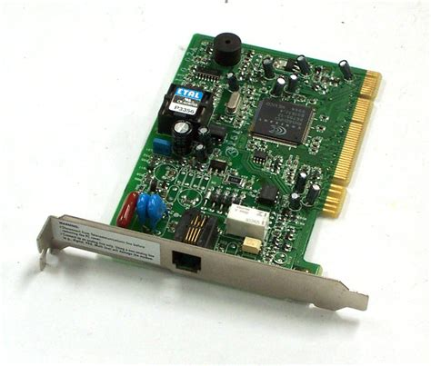 Conexant Pci Modem by Dell 7761t Conexant Rh56d Pci 56k Pci Modem Ebay