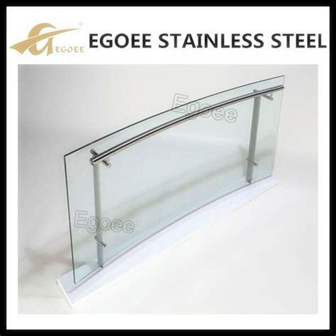corrimano plexiglass 304 316 in acciaio inox plexiglass stair corrimano