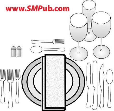how to set a formal table very popular images proper table setting for