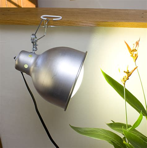 Plant Light Fixtures Wonderlite Cl On Reflector Fixture Indoor Grow Light Fixture