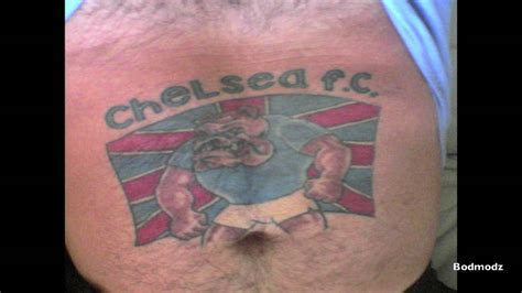 chelsea tattoo football tattoos chelsea 2 2