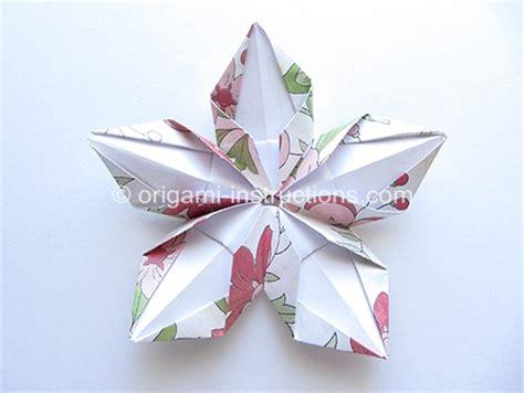 Modular Flower Origami - flower origami imagui