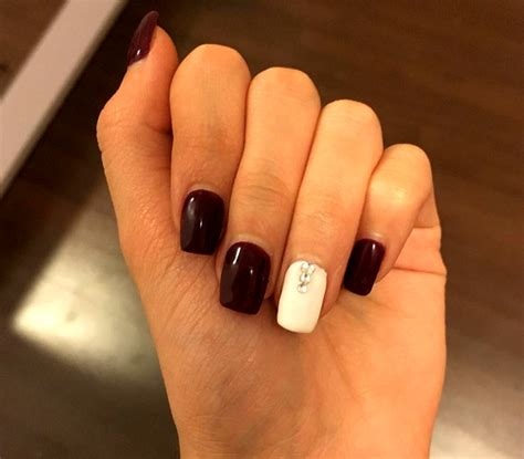 plum nail color pictures 2016 nail trends coffin nails glitter matte